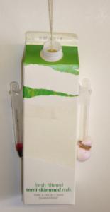 A hygrometer