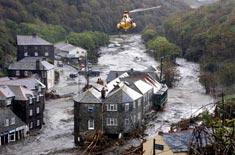 boscastle flooding