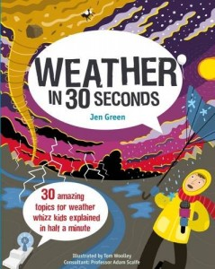 Weather in 30 seconds book