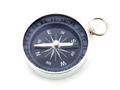 a direction compass