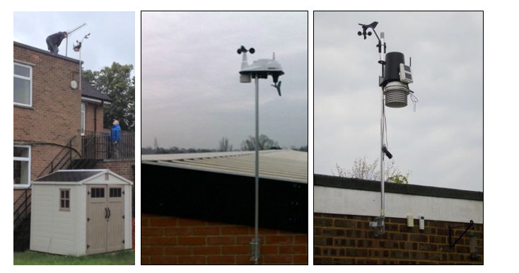 school weather station
